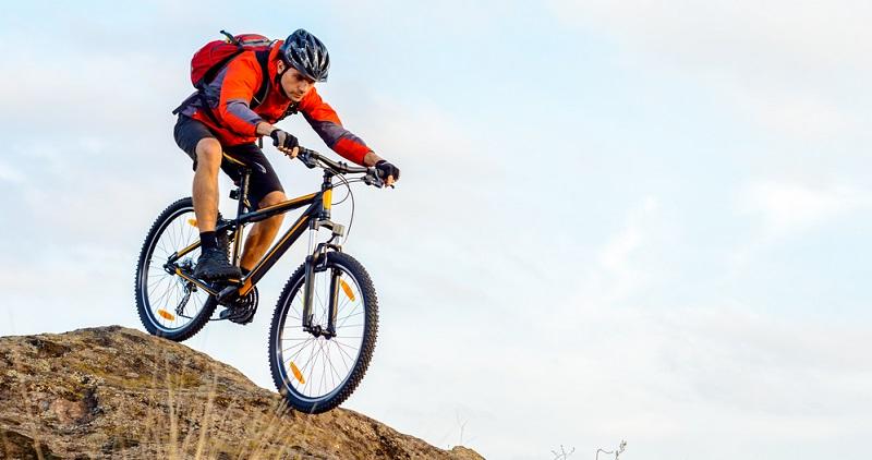 Zugegeben, mit einem Mountainbike könnte das Kettler Speed 27 nicht mithalten, aber es ist auch nicht dafür geschaffen worden, unwegsame Gebirgstouren zu meistern. (#01)