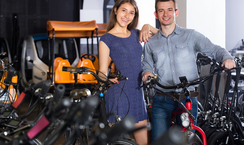 Radfahren funktioniert nur dann, wenn Sie das richtige Rad haben.   ( Foto: Shutterstock-  Iakov Filimonov )