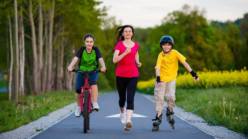Bei welcher Sportart verbraucht man mehr Kalorien? (Foto: Shutterstock-_Jacek Chabraszewski  )
