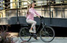 Ökologisch und fit durch den Alltag: das Fahrrad macht es möglich! ( Foto: Shutterstock - _BGStock72 )